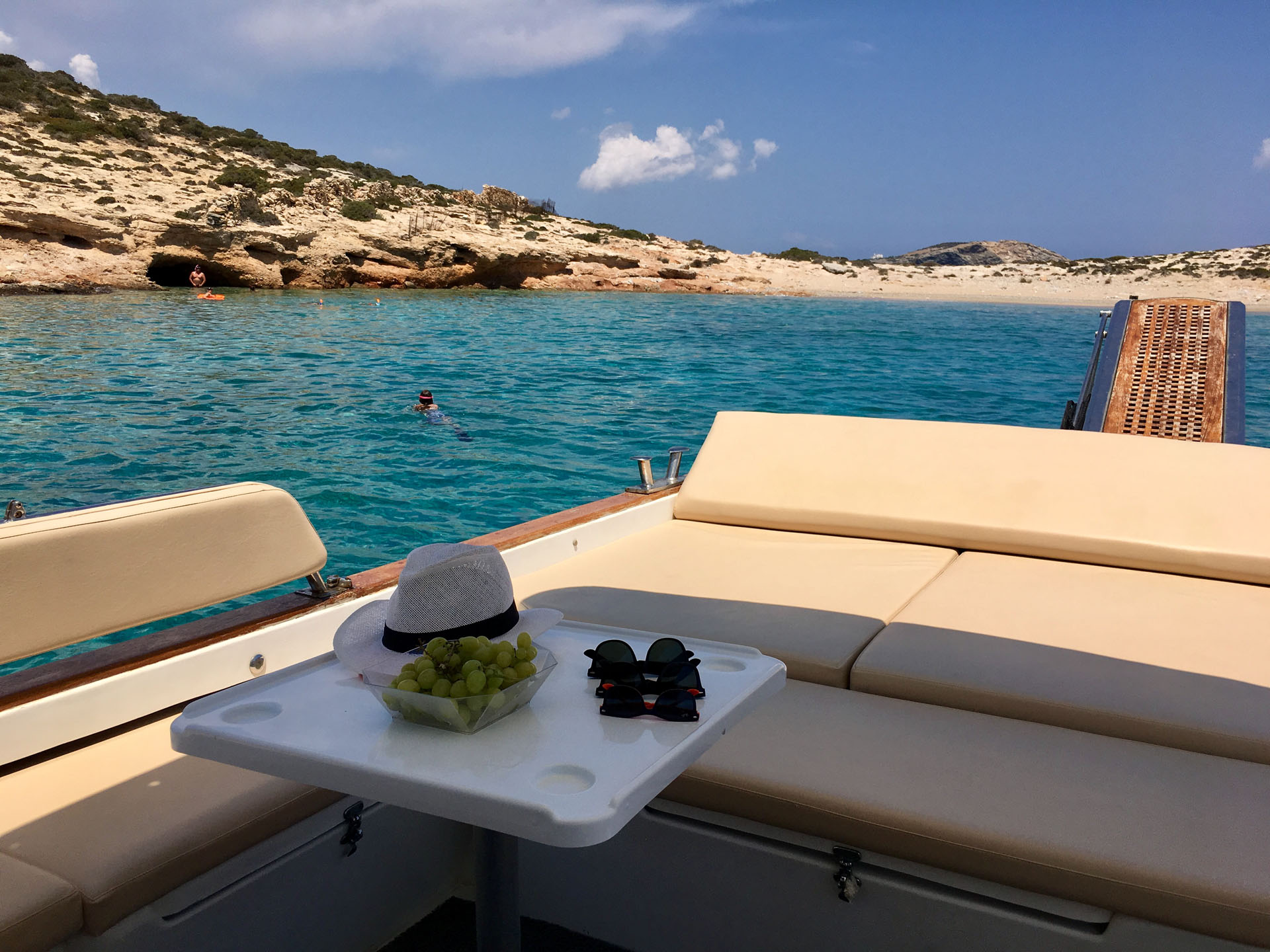 Private Experiences Paros
