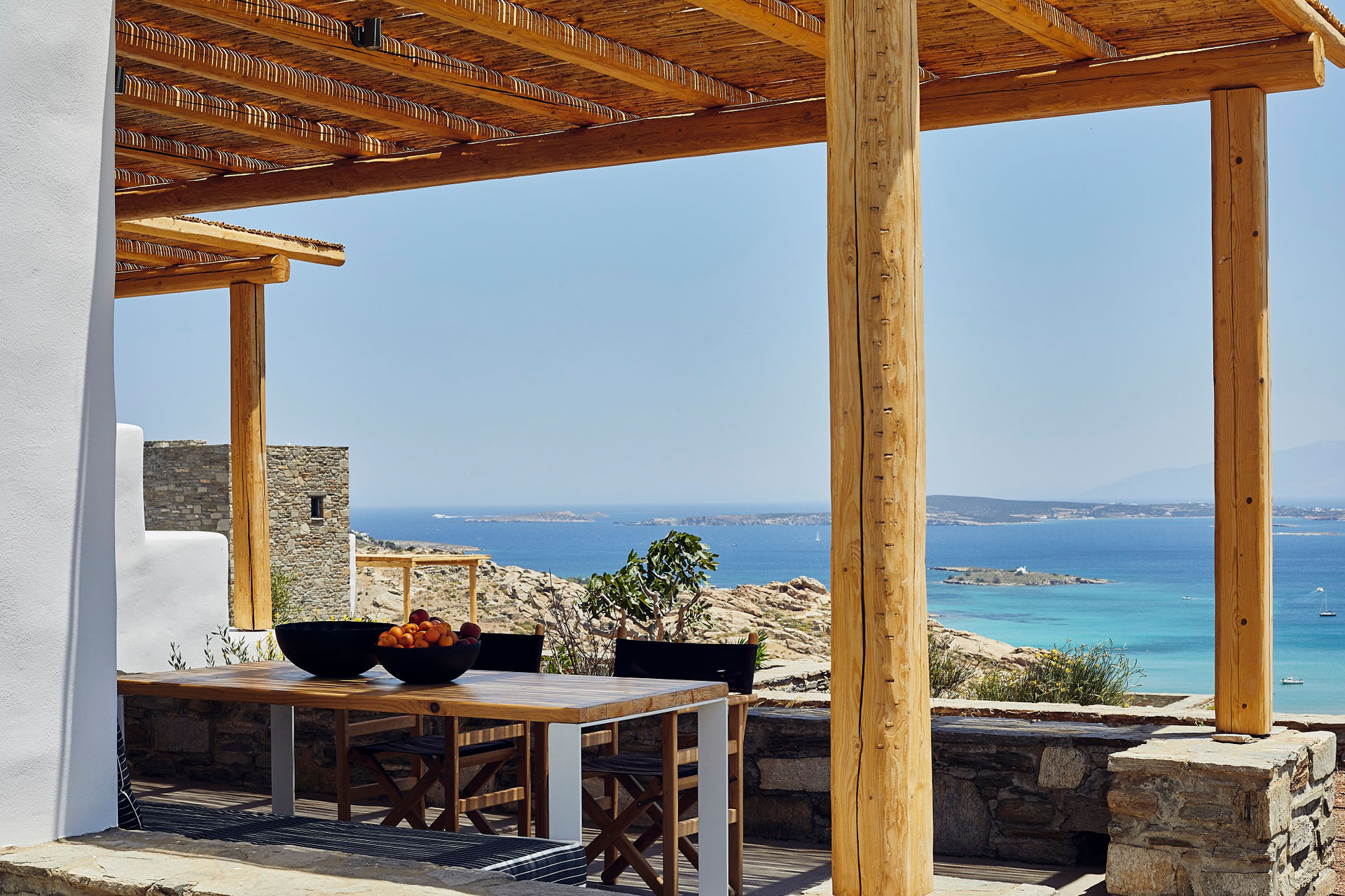 Paros Luxury Services